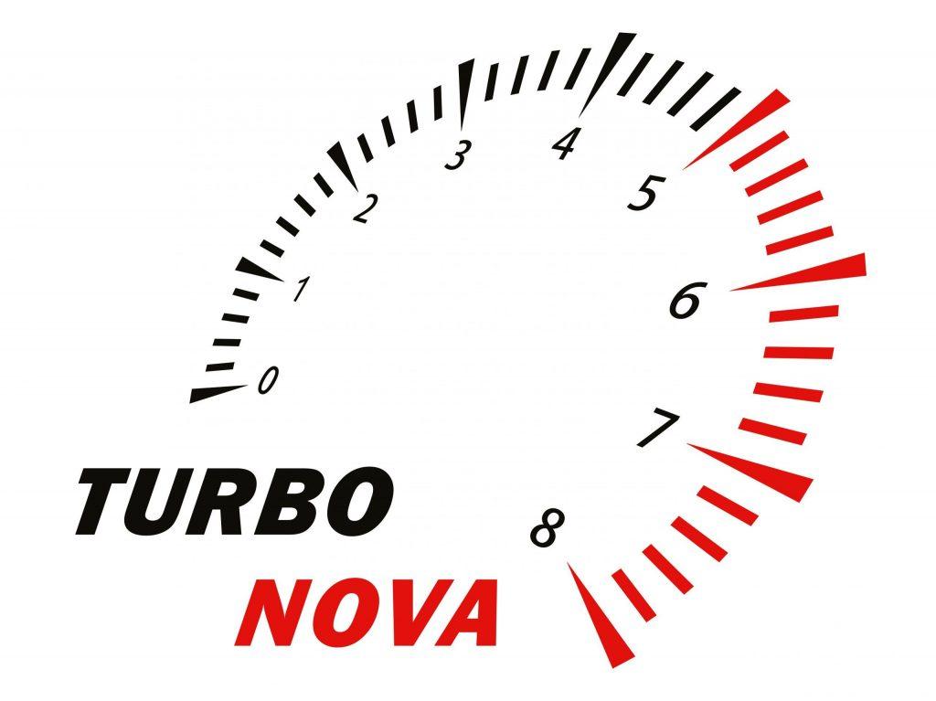 Логотип ТурбоНова