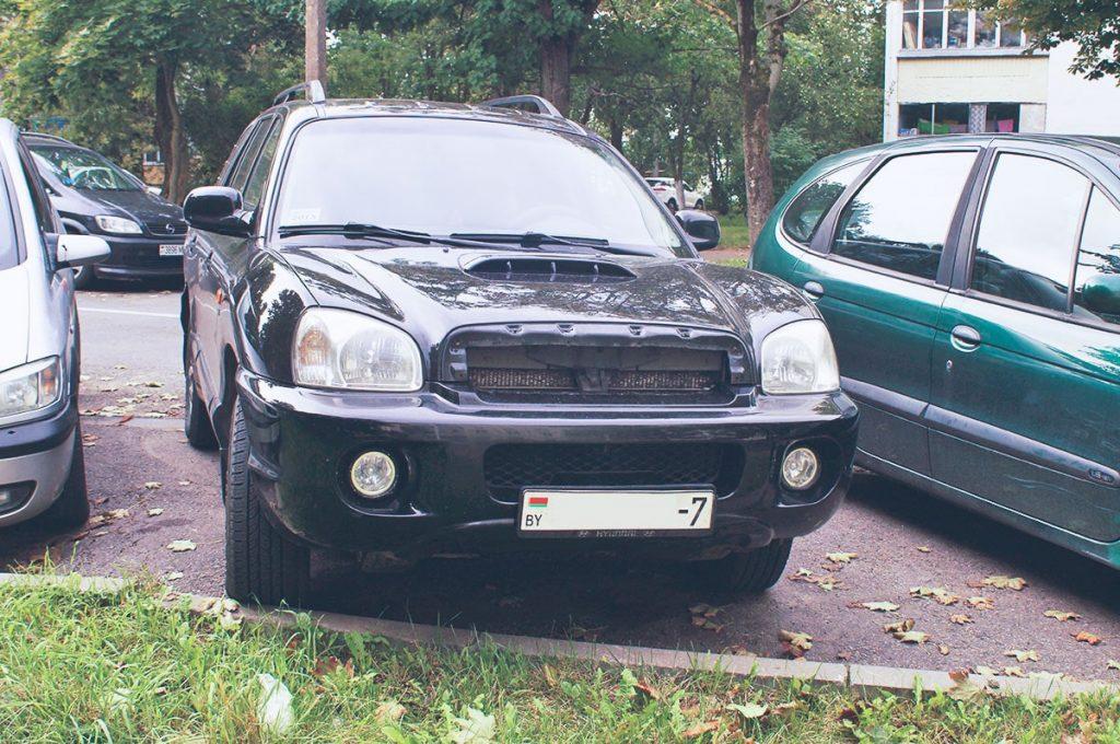 Хюндай Санта Фе 2.0 Турбо 2002